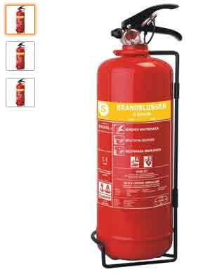 Extintor espuma 2kg