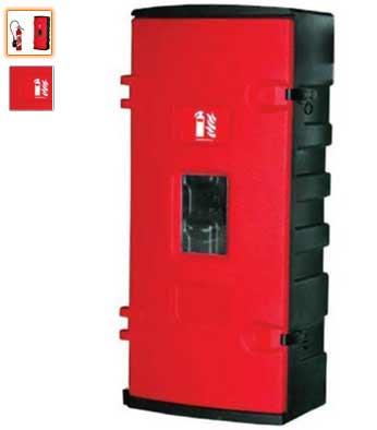 Caja Extintor 5kg CO2