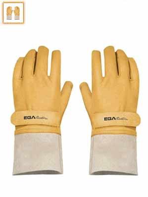 guantes aislantes cuero Ega Master