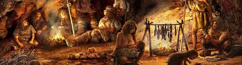 fuego prehistórico