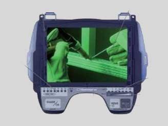 Careta Speedglass pantalla